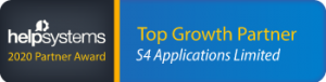 S4 Applications Top Growth Partner 2020 Core security